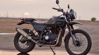 NOTICIAS Rakatanga-tour. Ya disponible en nuestros tours dentro de India la nueva Royal Enfield Himalayan