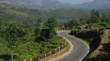 Kerala - La ruta de las especias