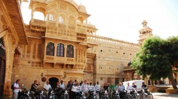 Rajastán - Fuertes y palacios
